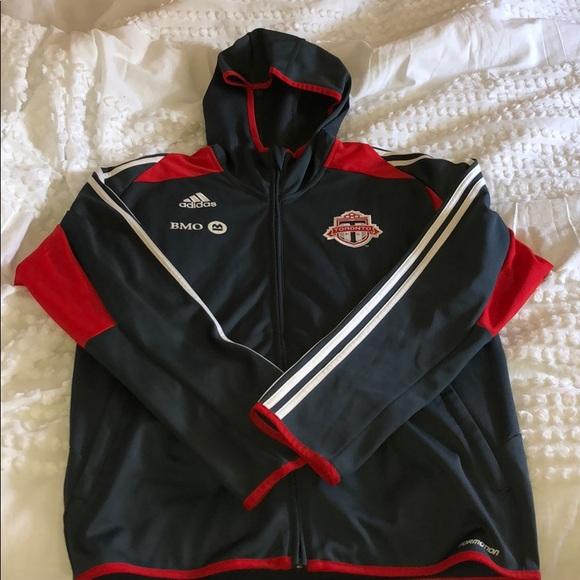 brand new ecea4 9b338 Toronto FC full zip with hood